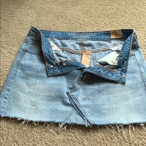American Eagle Outfitters Skirts - AEO vintage high rise mini-skit